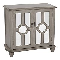 INSPIRED by Bassett Kendra Mirror Storage Console