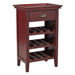 INSPIRED by Bassett Portofino Wine Cabinet