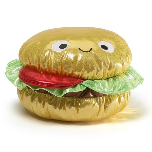 GUND Sparkle Snacks Cheeseburger Plush