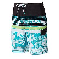 Men's Speedo Underline Floral VaporPLUS 4-Way Stretch Board Shorts