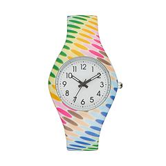 Women's Rainbow Twist Watch