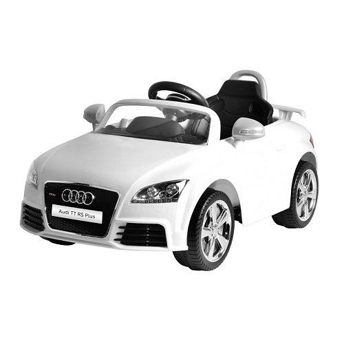 Audi TT RS V RideOn By Kid Motorz - Audi 6v ride toy cars