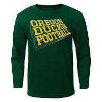 Boys 4-7 Oregon Ducks Dimensional Tee