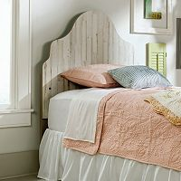Sauder Eden Rue Distressed Twin Headboard