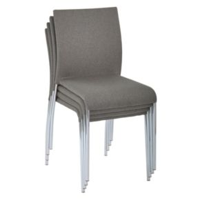Ave Six Conway Stackable Chair 4-piece Set