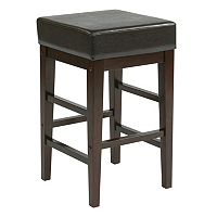 OSP Designs Square Counter Stool