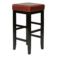 OSP Designs Square Bar Stool