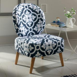 Sauder Eden Rue Maya Accent Chair