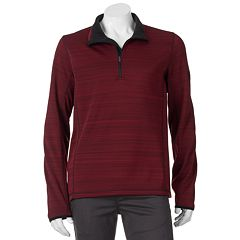 Men's ZeroXposur Isotherm Spacy-Dyed Quarter-Zip Pullover