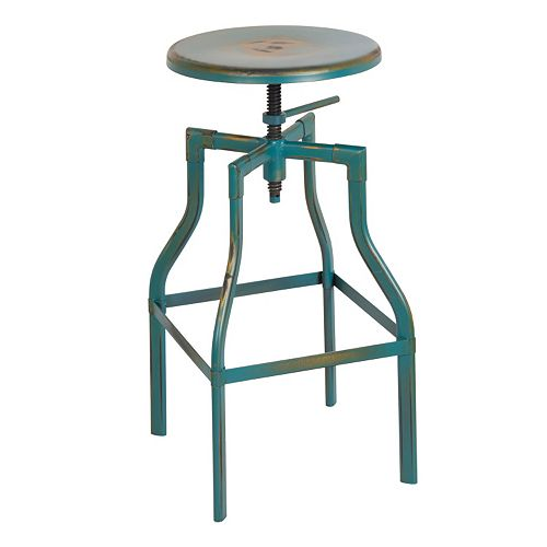 OSP Designs Eastvale Metal Bar Stool