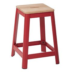 OSP Designs Hammond Metal Counter Stool