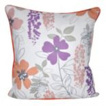 Loom and Mill Sweet Daisies Throw Pillow
