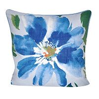 Loom and Mill Super Flower Throw Pillow