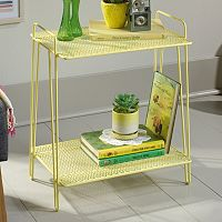 Sauder Eden Rue End Table