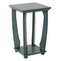 OSP Designs Mila Square End Table