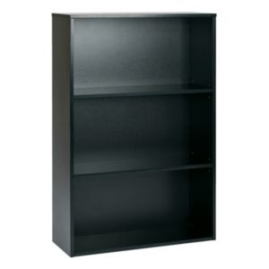 OSP Designs Prado 3-Shelf Bookcase