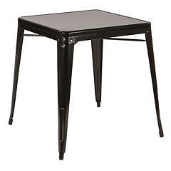 OSP Designs Paterson Metal Dining Table