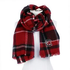 Women's ZooZatz South Carolina Gamecocks Blanket Scarf