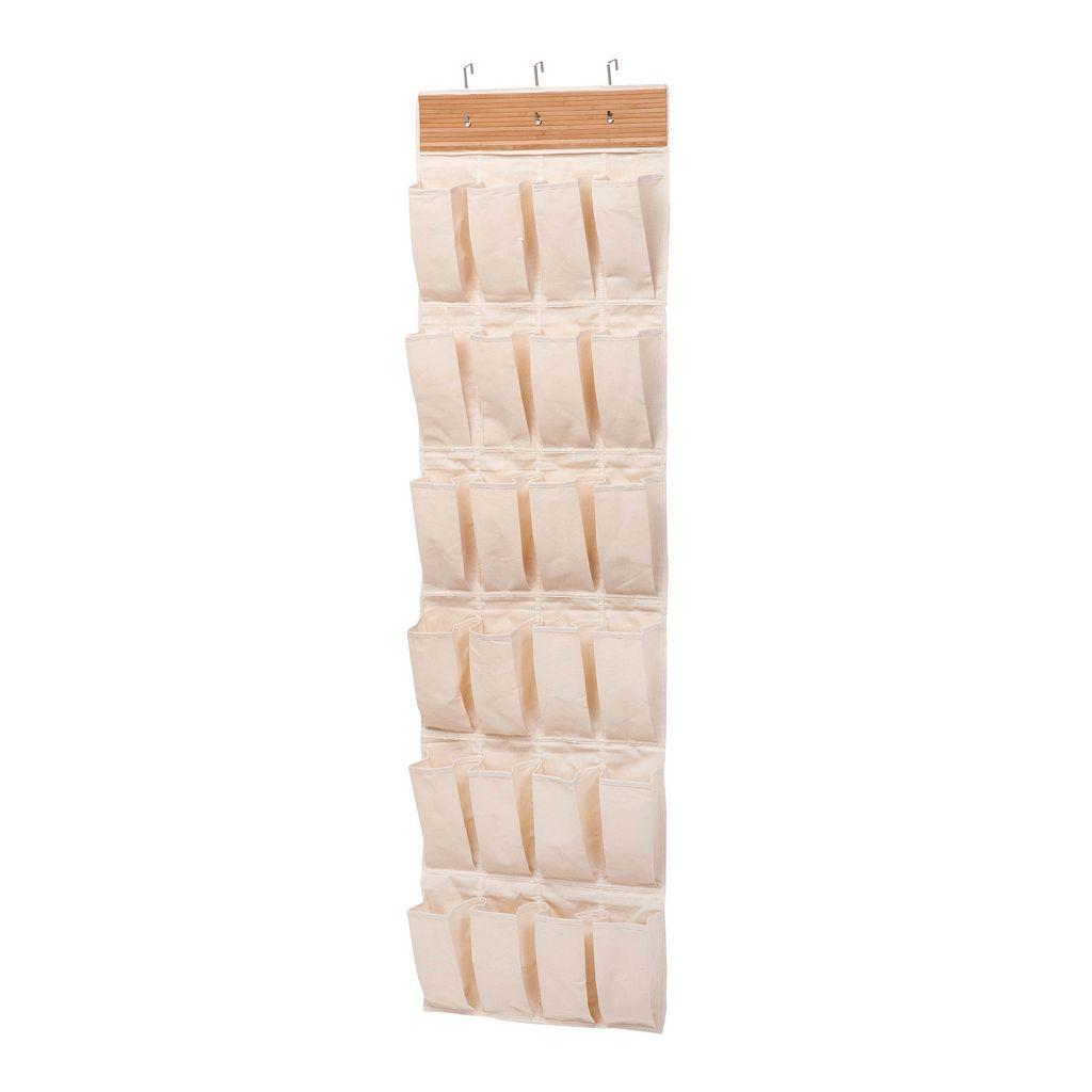 Honey-Can-Do 24-pocket Over The Door Organizer