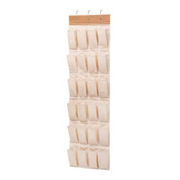 Honey-Can-Do 24-pocket Over The Door Organizer