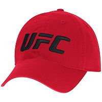 Men's Reebok UFC Adjustable Cap