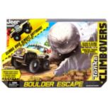 Tonka Climb-Over Boulder Escape 14-pc. Playset