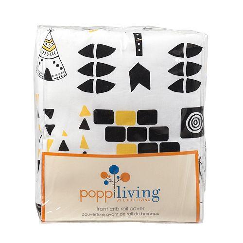 Poppi Living Tribal Front Crib Rail Cover