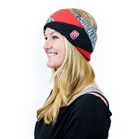 Women's ZooZatz North Carolina State Wolfpack Criss-Cross Headband