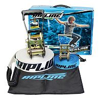 Ripline 40-Foot Rookie Slackline with Teaching Line