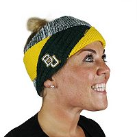 Women's ZooZatz Baylor Bears Criss-Cross Headband