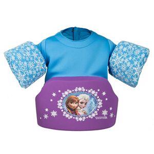 Disney's Frozen Anna & Elsa Baby Girl Tadpool Life Vest