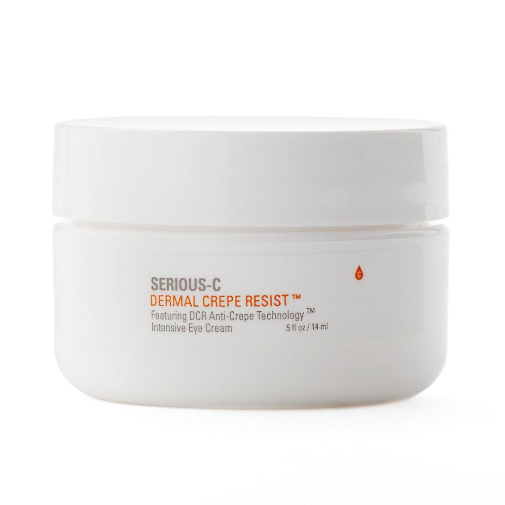 Serious Skincare Dermal Crepe Resist Intensive Eye Cream