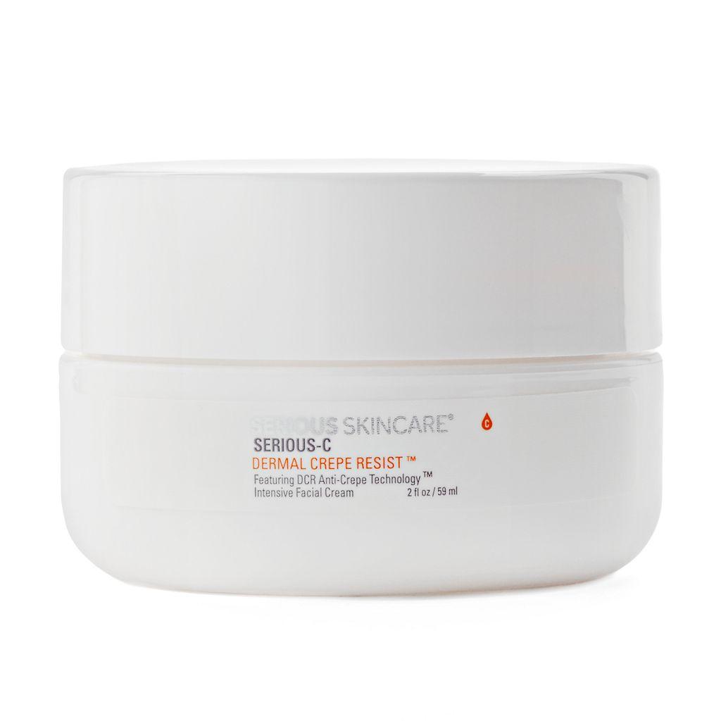 Serious Skincare Dermal Crepe Resist Intensive Facial Cream