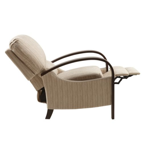 Madison Park Archdale Bent Arm Recliner Chair