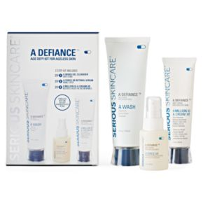 Serious Skincare Age Defy Kit for Ageless Skin
