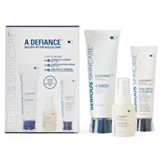 Serious Skincare Age Defy Kit for Ageless Skin