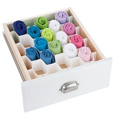 Honey-Can-Do 32 Compartment Drawer Organizer