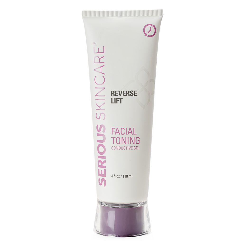 Serious Skincare Reverse Lift Facial Toning Conductive Gel