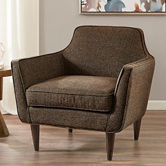 Madison Park Taye Mid-Century Accent Chair