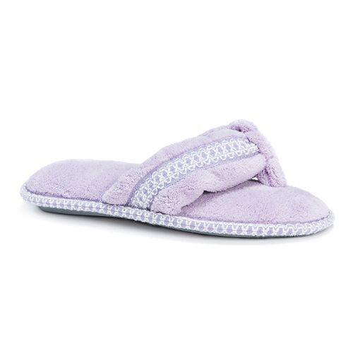 MUK LUKS Darlene Women's Thong Slippers