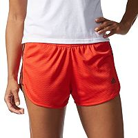 Women's adidas Striped Knit Shorts