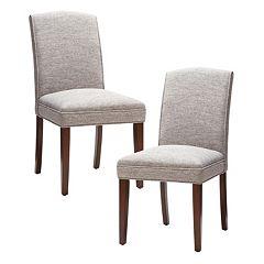 Madison Park Peyton Dining Chair 2-piece Set