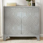 Madison Park Bevan Nailhead Accent Chest