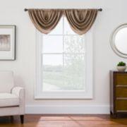 Style Domain Antique Satin Window Valance