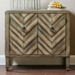 Madison Park Egan Chevron Accent Chest