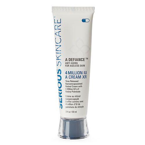 Serious Skincare 4 Million IU A Cream XR Time-Released Retinol Cream