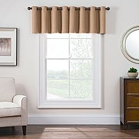 Style Domain Antique Satin Valance