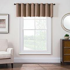 Style Domain Antique Satin Window Valance
