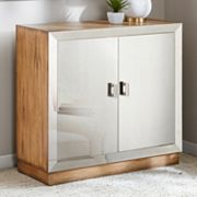 Madison Park Anise Mirror Accent Chest