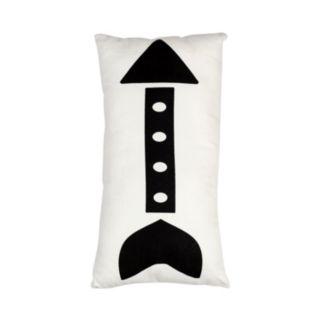 Poppi Living Tribal Arrow Decorative Pillow